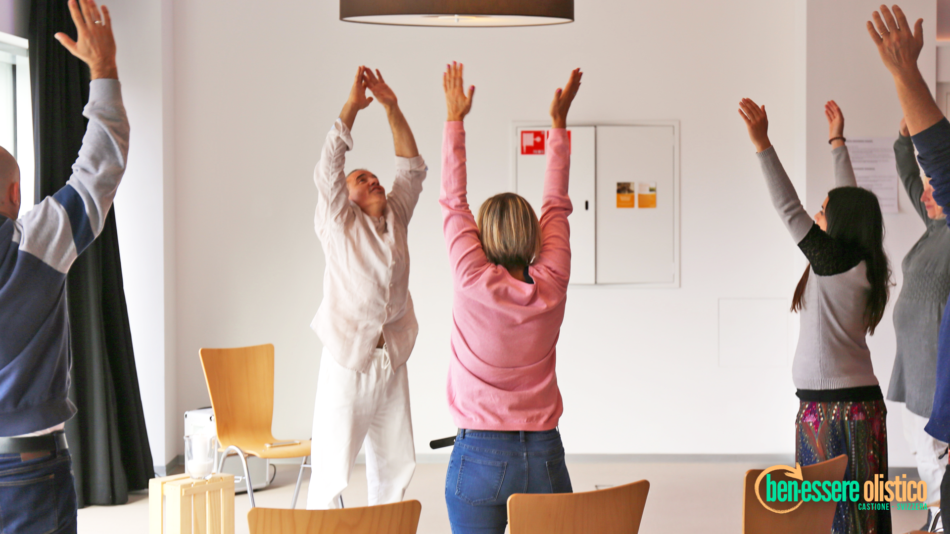 Scintilla Centro Estetico Segrate fiera del benessere olistico di castione (svizzera)